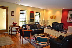 Apartment Park Slope - Living room