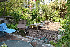 Apartment Park Slope - Yard