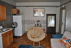 Apartment Prospect Lefferts - Living room
