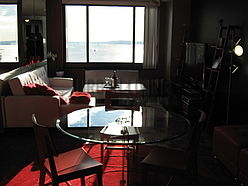 Apartment Battery Park City - Living room