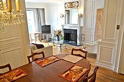 Townhouse Woodside - Dining room
