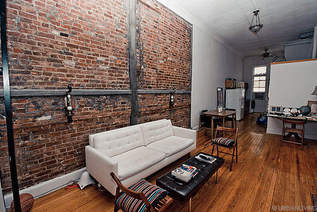 New York 1 bedroom Loft